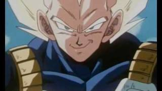 Dragon ball Z - Vegeta Tributo
