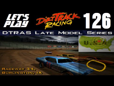 Let's Play Dirt Track Racing - Part 126 - Y10R18 - 34 Raceway
