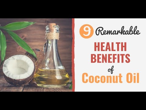 Coconut Oil Nutritional facts,Benefits and Uses