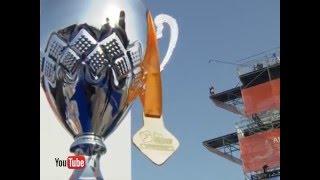 Интервью хайдайвера Артёма Сильченко по итогам Кубка мира-2016  в Абу-Даби
