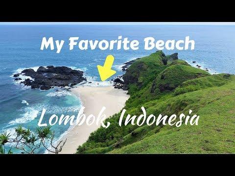 Tanjung Aan & Bukit Merese - MUST SEE in Lombok, Indonesia