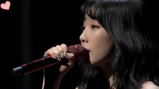 TAEYEON - Christmas Without You [The Magic Of Christmas Time Concert] Male Version