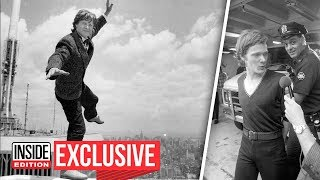 Philippe Petit Looks Back on Historic Twin Towers Walk 44 Years Later