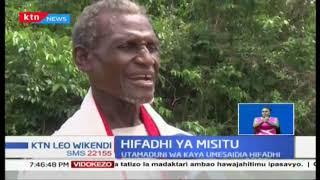 Utamaduni wa Kaya umesaidia kuhifadhi upanzi wa miti
