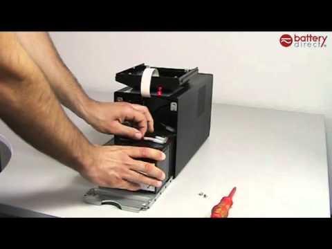 Rbc6 Batterietausch Fr Apc Smart Ups 1000 Und Apc Back Ups Pro 1000