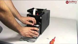 RBC6 Batterietausch für APC Smart UPS 1000 und APC Back UPS Pro 1000