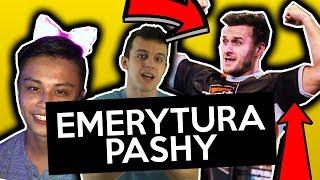 PASHA I EMERYTURA  - SK GAMING BEZ TACO, STEWIE -  Newsy CS GO #41