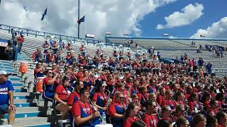 KU band Home on the Range 9/25/2018