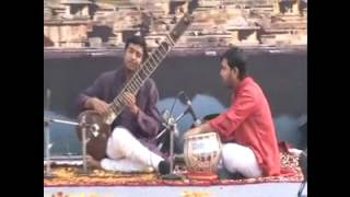 Jugalbandhi of Hindustani & Carnatic Music  by Euphony at Dances of India Festival 2013