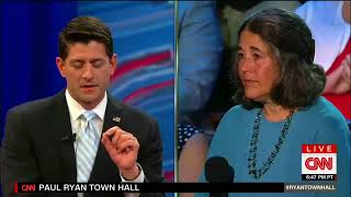 CNN Town Hall: Paul Ryan Paul Ryan Town Hall thumbnail