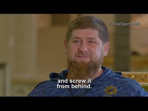Kremlin Sees Nothing Unusual In Kadyrov's Call for Gay Purge