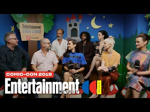 'Snowpiercer' Stars Jennifer Connelly, Daveed Diggs & Cast LIVE | SDCC 2019