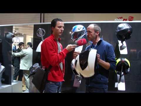BMW Race Helmets 2013 Neuigkeiten - Intermot 2012