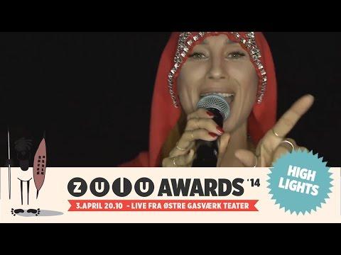 Zulu Awards 2014: Medina feat Kidd