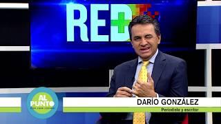 Al Punto con el escritor y periodista Darío González