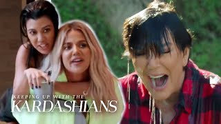 7 Times the Kardashians Were Children at Heart | KUWTK | E!