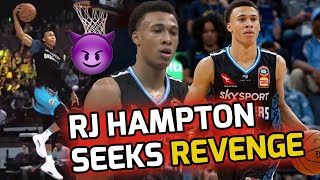 RJ Hampton Shows Off FULL PACKAGE In Defensive Battle! Seeks REVENGE Against Former NBA Champion! 😤