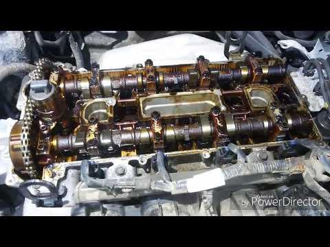 Mazda6. Замена прокладки клапанной крышки.