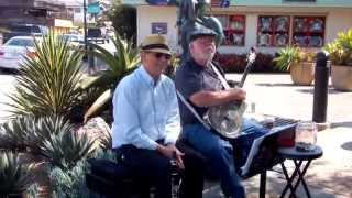Crustacea Jazz Band - Morro Bay,  San Luis Obispo,  USA