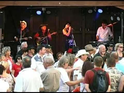 Allround Showband Partyband Any Man Of Mine Shania Twain Canadian Stomp Jena Thüringen