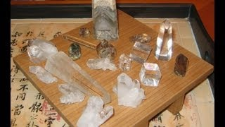 Crystals and Stones Healers from Mother Nature