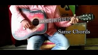 """Qaafirana""/""Kedarnath""/Arijit Singh/Easy Guitar Chords/Lesson/Tutorial/Amit Trivedi/Guitar Cover"