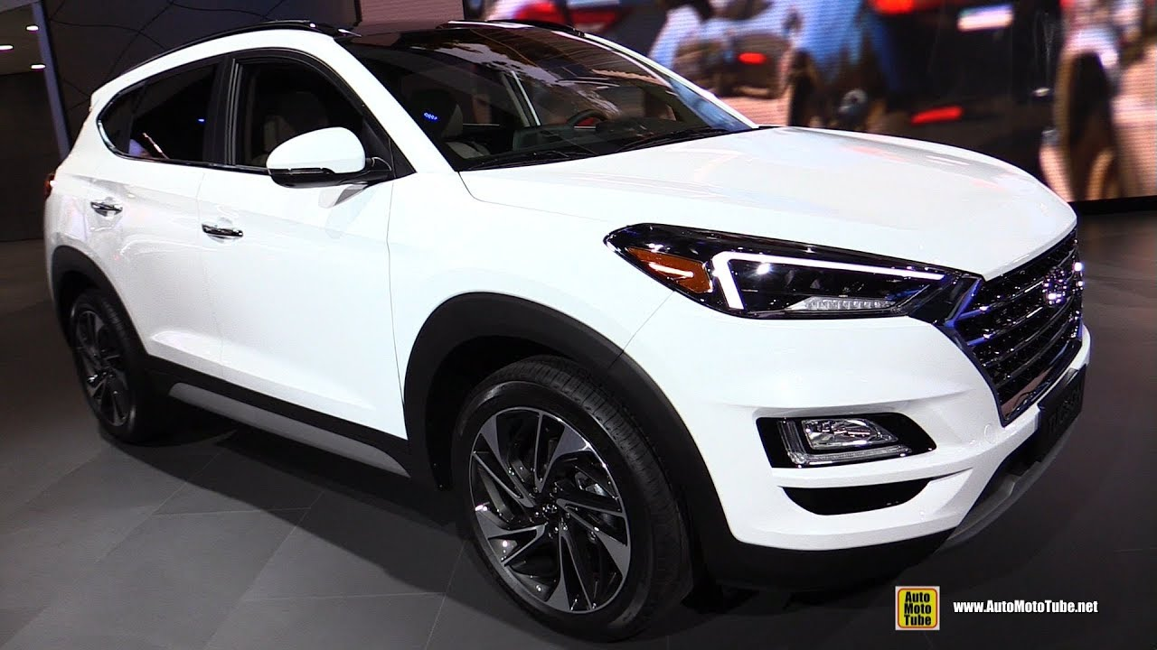 2019 hyundai tucson exterior and interior walkaround 2018 new york auto show youtube. Black Bedroom Furniture Sets. Home Design Ideas