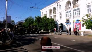 Видео Новости-N: репетиция парада в Севастополе 2014