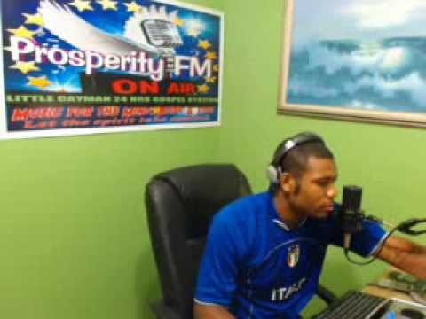 ''NEW MUSIC TUESDAY' 19 11 2013 ON PROSPERITY FM IN CAYMAN WITH DJ ROBERT