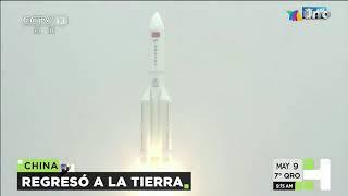 ÚLTIMA HORA: ¿Dónde cayó el cohete chino?