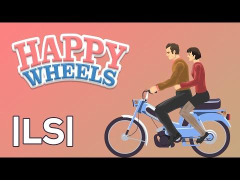 Happy Wheels │LS│ Zpátky v Sedle šťastných Koleček