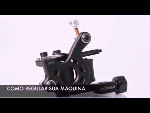 Como Regular Sua Maquina Paulo Fernando Nano Dial Alumínio