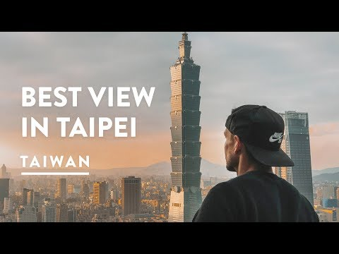 MICHELIN STAR DUMPLINGS! ELEPHANT MOUNTAIN & DIN TAI FUNG | Taipei, Taiwan Travel Vlog 115, 2018