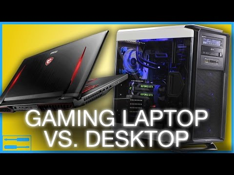 Laptop vs. Desktop for Gaming: What's the Difference? [RE-UPLOAD]