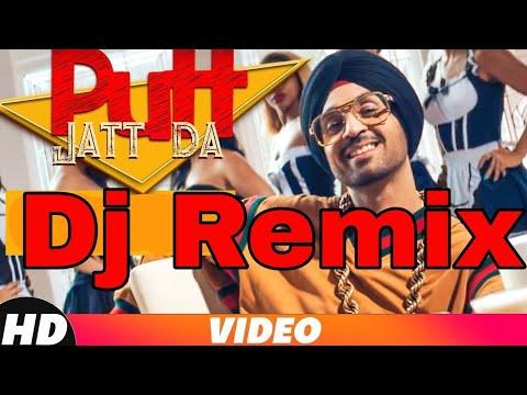 Putt Jatt Da Diljit Dosanjh Dj Remix Dj Akash 9050750733