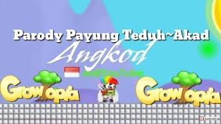 Download Lagu Parody Payung Teduh - Akad (Growtopia Music Video) Mp3