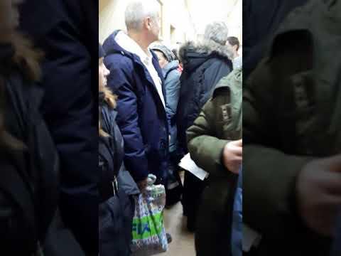Приём в отделе судебных приставов Октябрьского района города Новосибирска