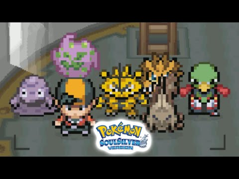 Pokemon SoulSilver (Randomizer Nuzlocke) Ep. 16 - Olivine Lighthouse