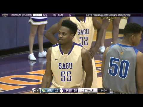 Wayland Baptist vs SAGU (First Half) » Men