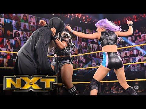 Toni Storm vs. Candice LeRae: WWE NXT, Nov. 11, 2020