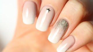 Le Nail Art Baby Boomer : Facile, Et Tout Doux! (bridal Manicure)