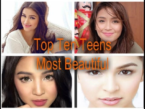 Up and coming teen stars