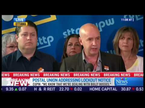 Canada Post Union SJW Demands