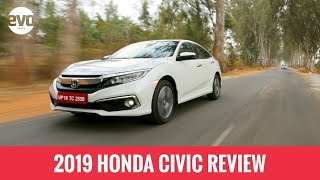Test Drive | 2019 Honda Civic | Back to take on Corolla Altis, Skoda Octavia & Hyundai Elantra