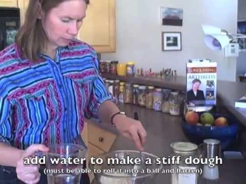 Gluten Free Sorghum Chapati Recipe (jowar ki roti)