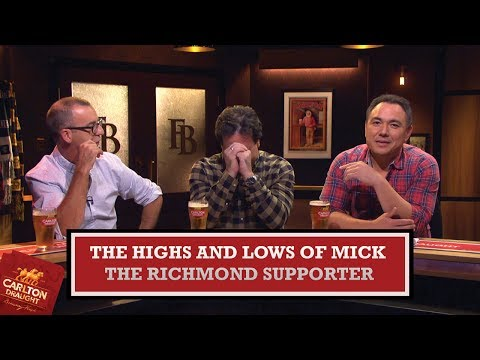 Friday Front Bar | Richmond Fans Ups And Downs & Putin's Love For The Tigers | Carlton Draught