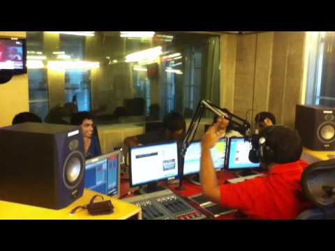 83 Miles Per Hour Interview @ Chennai Live Radio Station