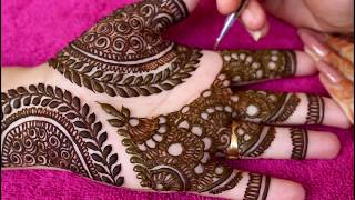 Simple Mehndi Design | 2018 |