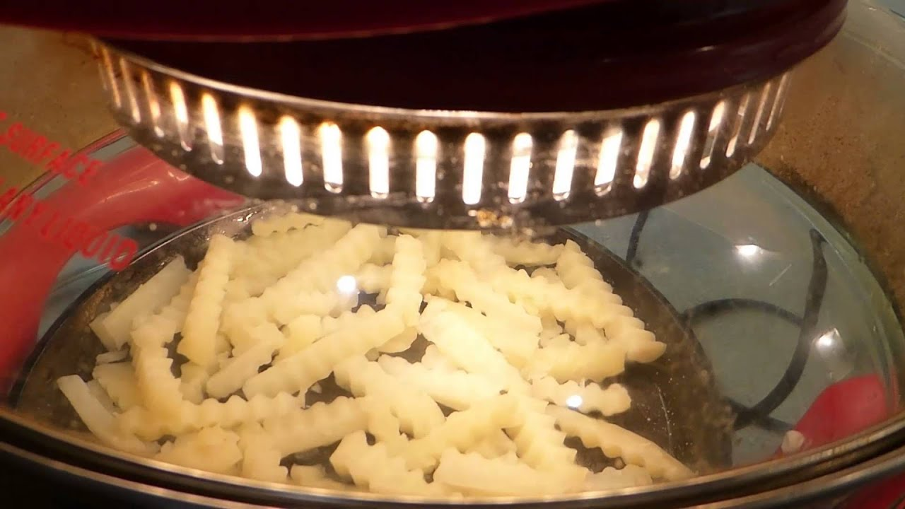 How To Cook Chips In The Halogen Oven Youtube