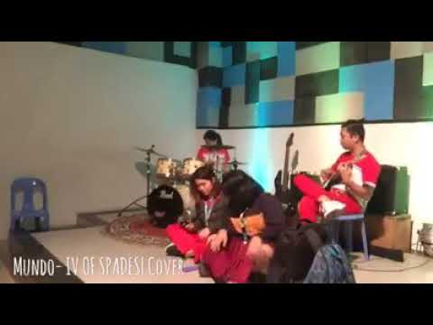 Mundo by IV of Spades | Cover